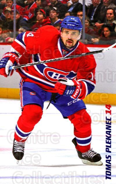 2012-13 Montreal Canadiens Postcards #20 Tomas Plekanec<br/>1 In Stock - $3.00 each - <a href=https://centericecollectibles.foxycart.com/cart?name=2012-13%20Montreal%20Canadiens%20Postcards%20%2320%20Tomas%20Plekanec...&quantity_max=1&price=$3.00&code=507908 class=foxycart> Buy it now! </a>