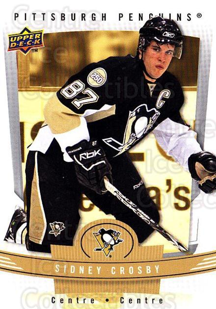 2008-09 Sunkist #1 Sidney Crosby<br/>1 In Stock - $10.00 each - <a href=https://centericecollectibles.foxycart.com/cart?name=2008-09%20Sunkist%20%231%20Sidney%20Crosby...&quantity_max=1&price=$10.00&code=508213 class=foxycart> Buy it now! </a>