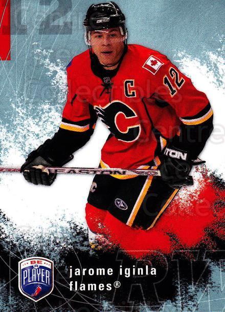 2007-08 Be A Player #28 Jarome Iginla<br/>2 In Stock - $2.00 each - <a href=https://centericecollectibles.foxycart.com/cart?name=2007-08%20Be%20A%20Player%20%2328%20Jarome%20Iginla...&quantity_max=2&price=$2.00&code=509535 class=foxycart> Buy it now! </a>