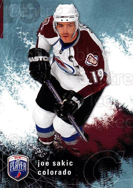 2007-08 Be A Player #48 Joe Sakic<br/>1 In Stock - $2.00 each - <a href=https://centericecollectibles.foxycart.com/cart?name=2007-08%20Be%20A%20Player%20%2348%20Joe%20Sakic...&quantity_max=1&price=$2.00&code=509536 class=foxycart> Buy it now! </a>