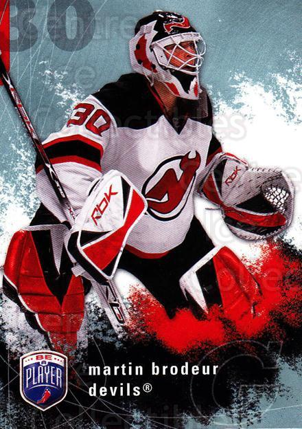 2007-08 Be A Player #114 Martin Brodeur<br/>1 In Stock - $2.00 each - <a href=https://centericecollectibles.foxycart.com/cart?name=2007-08%20Be%20A%20Player%20%23114%20Martin%20Brodeur...&quantity_max=1&price=$2.00&code=509538 class=foxycart> Buy it now! </a>