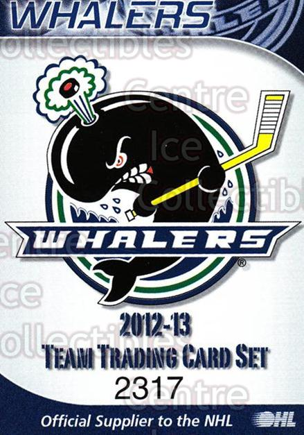 2012-13 Plymouth Whalers #32 Header Card, Plymouth Whalers<br/>5 In Stock - $3.00 each - <a href=https://centericecollectibles.foxycart.com/cart?name=2012-13%20Plymouth%20Whalers%20%2332%20Header%20Card,%20Pl...&price=$3.00&code=509745 class=foxycart> Buy it now! </a>