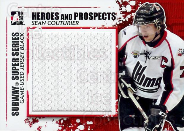 2011-12 ITG Heroes and Prospects Subway Jersey Black #25 Sean Couturier<br/>1 In Stock - $5.00 each - <a href=https://centericecollectibles.foxycart.com/cart?name=2011-12%20ITG%20Heroes%20and%20Prospects%20Subway%20Jersey%20Black%20%2325%20Sean%20Couturier...&quantity_max=1&price=$5.00&code=510044 class=foxycart> Buy it now! </a>