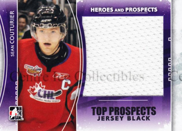 2011-12 ITG Heroes and Prospects Top Prospects Jersey Black #4 Sean Couturier<br/>2 In Stock - $5.00 each - <a href=https://centericecollectibles.foxycart.com/cart?name=2011-12%20ITG%20Heroes%20and%20Prospects%20Top%20Prospects%20Jersey%20Black%20%234%20Sean%20Couturier...&quantity_max=2&price=$5.00&code=510048 class=foxycart> Buy it now! </a>