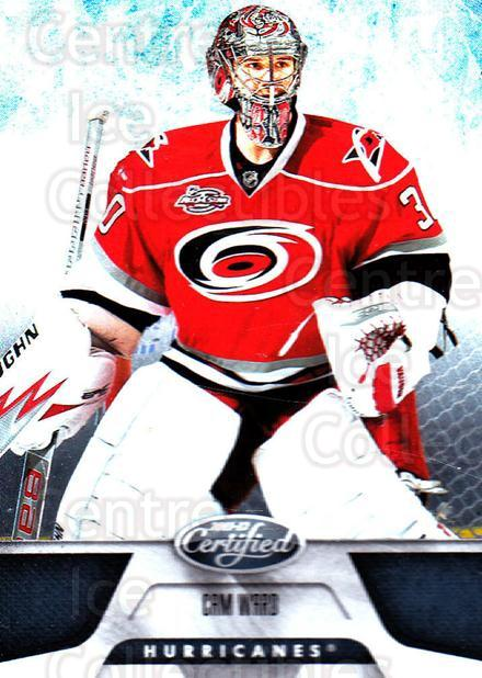 2011-12 Certified #17 Cam Ward<br/>3 In Stock - $1.00 each - <a href=https://centericecollectibles.foxycart.com/cart?name=2011-12%20Certified%20%2317%20Cam%20Ward...&price=$1.00&code=511576 class=foxycart> Buy it now! </a>