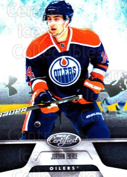 2011-12 Certified #50 Jordan Eberle<br/>6 In Stock - $1.00 each - <a href=https://centericecollectibles.foxycart.com/cart?name=2011-12%20Certified%20%2350%20Jordan%20Eberle...&quantity_max=6&price=$1.00&code=511609 class=foxycart> Buy it now! </a>
