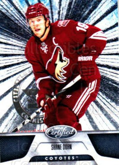 2011-12 Certified Totally Silver #42 Shane Doan<br/>4 In Stock - $2.00 each - <a href=https://centericecollectibles.foxycart.com/cart?name=2011-12%20Certified%20Totally%20Silver%20%2342%20Shane%20Doan...&quantity_max=4&price=$2.00&code=511869 class=foxycart> Buy it now! </a>