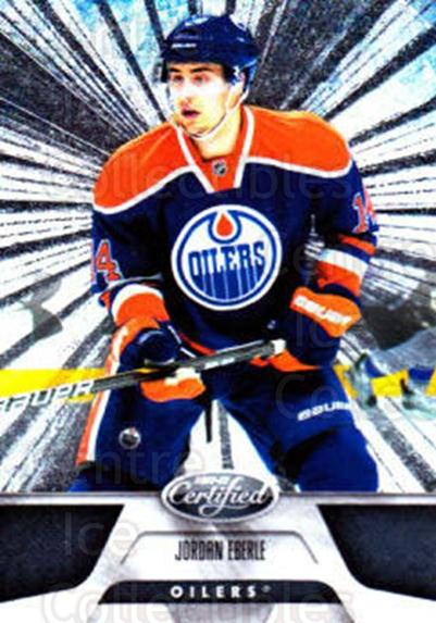 2011-12 Certified Totally Silver #50 Jordan Eberle<br/>4 In Stock - $2.00 each - <a href=https://centericecollectibles.foxycart.com/cart?name=2011-12%20Certified%20Totally%20Silver%20%2350%20Jordan%20Eberle...&quantity_max=4&price=$2.00&code=511877 class=foxycart> Buy it now! </a>