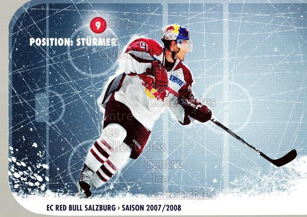 2007-08 Austrian EC Red Bull Salzburg #11 Thomas Koch<br/>1 In Stock - $3.00 each - <a href=https://centericecollectibles.foxycart.com/cart?name=2007-08%20Austrian%20EC%20Red%20Bull%20Salzburg%20%2311%20Thomas%20Koch...&quantity_max=1&price=$3.00&code=512386 class=foxycart> Buy it now! </a>