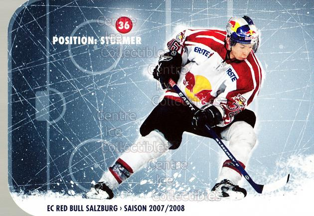 2007-08 Austrian EC Red Bull Salzburg #17 Marco Pewal<br/>1 In Stock - $3.00 each - <a href=https://centericecollectibles.foxycart.com/cart?name=2007-08%20Austrian%20EC%20Red%20Bull%20Salzburg%20%2317%20Marco%20Pewal...&quantity_max=1&price=$3.00&code=512392 class=foxycart> Buy it now! </a>