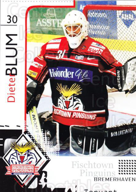 2007-08 German Fischtown Penguins Postcards #2 Dieter Blum<br/>1 In Stock - $3.00 each - <a href=https://centericecollectibles.foxycart.com/cart?name=2007-08%20German%20Fischtown%20Penguins%20Postcards%20%232%20Dieter%20Blum...&quantity_max=1&price=$3.00&code=512399 class=foxycart> Buy it now! </a>