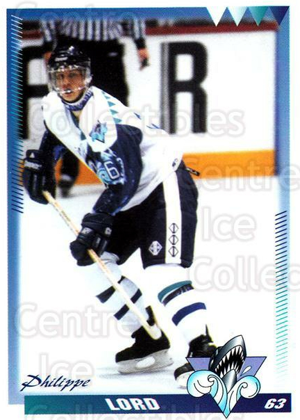 1996-97 Rimouski Oceanic #17 Philippe Lord<br/>4 In Stock - $3.00 each - <a href=https://centericecollectibles.foxycart.com/cart?name=1996-97%20Rimouski%20Oceanic%20%2317%20Philippe%20Lord...&quantity_max=4&price=$3.00&code=51269 class=foxycart> Buy it now! </a>