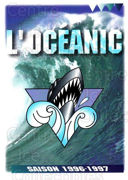 1996-97 Rimouski Oceanic #28 Team Photo<br/>3 In Stock - $2.00 each - <a href=https://centericecollectibles.foxycart.com/cart?name=1996-97%20Rimouski%20Oceanic%20%2328%20Team%20Photo...&price=$2.00&code=51275 class=foxycart> Buy it now! </a>