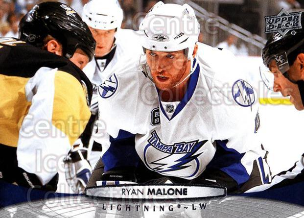2011-12 Upper Deck #27 Ryan Malone<br/>10 In Stock - $1.00 each - <a href=https://centericecollectibles.foxycart.com/cart?name=2011-12%20Upper%20Deck%20%2327%20Ryan%20Malone...&quantity_max=10&price=$1.00&code=513828 class=foxycart> Buy it now! </a>