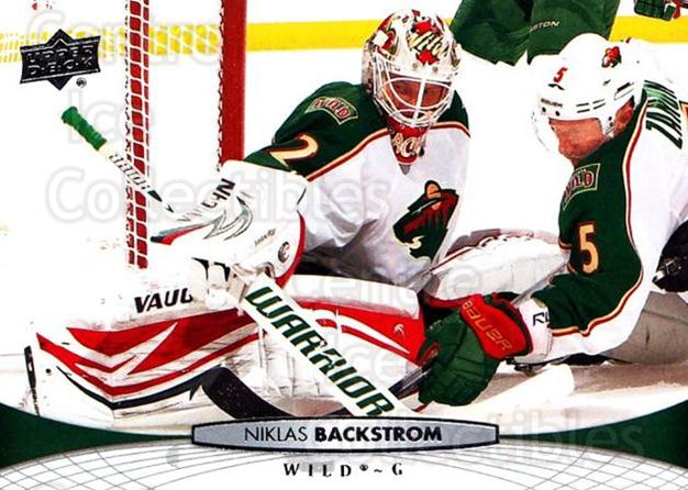 2011-12 Upper Deck #364 Niklas Backstrom<br/>9 In Stock - $1.00 each - <a href=https://centericecollectibles.foxycart.com/cart?name=2011-12%20Upper%20Deck%20%23364%20Niklas%20Backstro...&quantity_max=9&price=$1.00&code=514165 class=foxycart> Buy it now! </a>