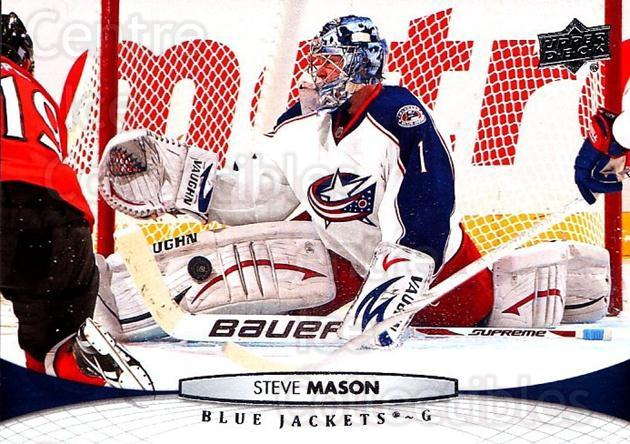 2011-12 Upper Deck #401 Steve Mason<br/>9 In Stock - $1.00 each - <a href=https://centericecollectibles.foxycart.com/cart?name=2011-12%20Upper%20Deck%20%23401%20Steve%20Mason...&quantity_max=9&price=$1.00&code=514202 class=foxycart> Buy it now! </a>