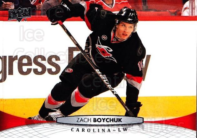 2011-12 Upper Deck #418 Zach Boychuk<br/>8 In Stock - $1.00 each - <a href=https://centericecollectibles.foxycart.com/cart?name=2011-12%20Upper%20Deck%20%23418%20Zach%20Boychuk...&quantity_max=8&price=$1.00&code=514219 class=foxycart> Buy it now! </a>