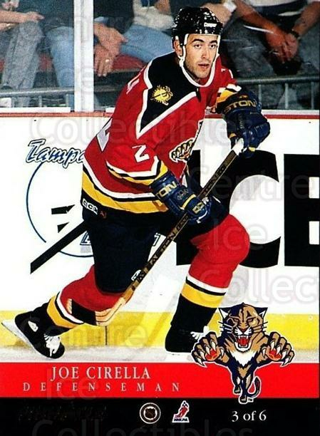 1993-94 Pinnacle Expansion #3 Joe Cirella, Sean Hill<br/>6 In Stock - $3.00 each - <a href=https://centericecollectibles.foxycart.com/cart?name=1993-94%20Pinnacle%20Expansion%20%233%20Joe%20Cirella,%20Se...&quantity_max=6&price=$3.00&code=5146 class=foxycart> Buy it now! </a>