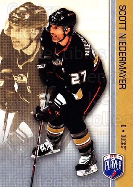 2008-09 Be A Player #6 Scott Niedermayer<br/>3 In Stock - $2.00 each - <a href=https://centericecollectibles.foxycart.com/cart?name=2008-09%20Be%20A%20Player%20%236%20Scott%20Niedermay...&quantity_max=3&price=$2.00&code=514807 class=foxycart> Buy it now! </a>