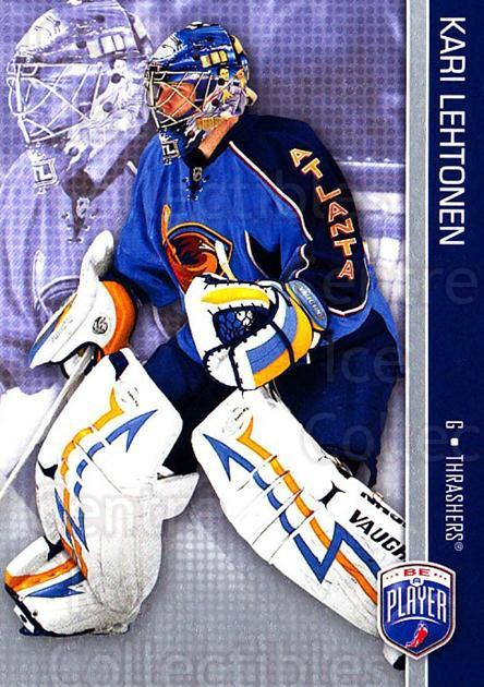 2008-09 Be A Player #10 Kari Lehtonen<br/>3 In Stock - $2.00 each - <a href=https://centericecollectibles.foxycart.com/cart?name=2008-09%20Be%20A%20Player%20%2310%20Kari%20Lehtonen...&quantity_max=3&price=$2.00&code=514811 class=foxycart> Buy it now! </a>