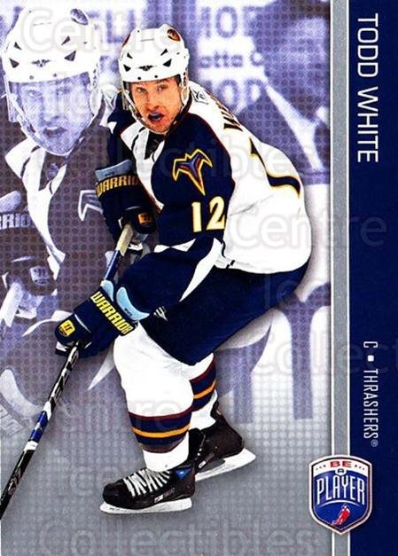 2008-09 Be A Player #12 Todd White<br/>3 In Stock - $2.00 each - <a href=https://centericecollectibles.foxycart.com/cart?name=2008-09%20Be%20A%20Player%20%2312%20Todd%20White...&quantity_max=3&price=$2.00&code=514813 class=foxycart> Buy it now! </a>