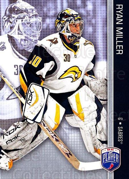 2008-09 Be A Player #23 Ryan Miller<br/>3 In Stock - $2.00 each - <a href=https://centericecollectibles.foxycart.com/cart?name=2008-09%20Be%20A%20Player%20%2323%20Ryan%20Miller...&quantity_max=3&price=$2.00&code=514824 class=foxycart> Buy it now! </a>