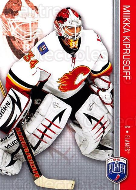 2008-09 Be A Player #30 Miikka Kiprusoff<br/>3 In Stock - $2.00 each - <a href=https://centericecollectibles.foxycart.com/cart?name=2008-09%20Be%20A%20Player%20%2330%20Miikka%20Kiprusof...&quantity_max=3&price=$2.00&code=514831 class=foxycart> Buy it now! </a>