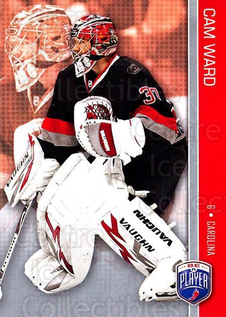 2008-09 Be A Player #33 Cam Ward<br/>3 In Stock - $2.00 each - <a href=https://centericecollectibles.foxycart.com/cart?name=2008-09%20Be%20A%20Player%20%2333%20Cam%20Ward...&quantity_max=3&price=$2.00&code=514834 class=foxycart> Buy it now! </a>