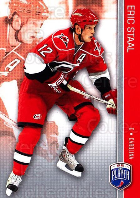 2008-09 Be A Player #34 Eric Staal<br/>3 In Stock - $2.00 each - <a href=https://centericecollectibles.foxycart.com/cart?name=2008-09%20Be%20A%20Player%20%2334%20Eric%20Staal...&quantity_max=3&price=$2.00&code=514835 class=foxycart> Buy it now! </a>