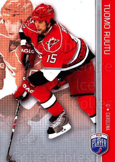 2008-09 Be A Player #35 Tuomo Ruutu<br/>3 In Stock - $2.00 each - <a href=https://centericecollectibles.foxycart.com/cart?name=2008-09%20Be%20A%20Player%20%2335%20Tuomo%20Ruutu...&quantity_max=3&price=$2.00&code=514836 class=foxycart> Buy it now! </a>