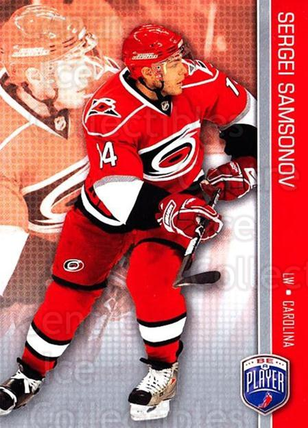 2008-09 Be A Player #37 Sergei Samsonov<br/>3 In Stock - $2.00 each - <a href=https://centericecollectibles.foxycart.com/cart?name=2008-09%20Be%20A%20Player%20%2337%20Sergei%20Samsonov...&quantity_max=3&price=$2.00&code=514838 class=foxycart> Buy it now! </a>
