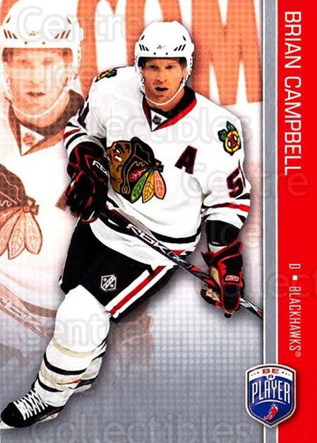 2008-09 Be A Player #42 Brian Campbell<br/>3 In Stock - $2.00 each - <a href=https://centericecollectibles.foxycart.com/cart?name=2008-09%20Be%20A%20Player%20%2342%20Brian%20Campbell...&quantity_max=3&price=$2.00&code=514843 class=foxycart> Buy it now! </a>