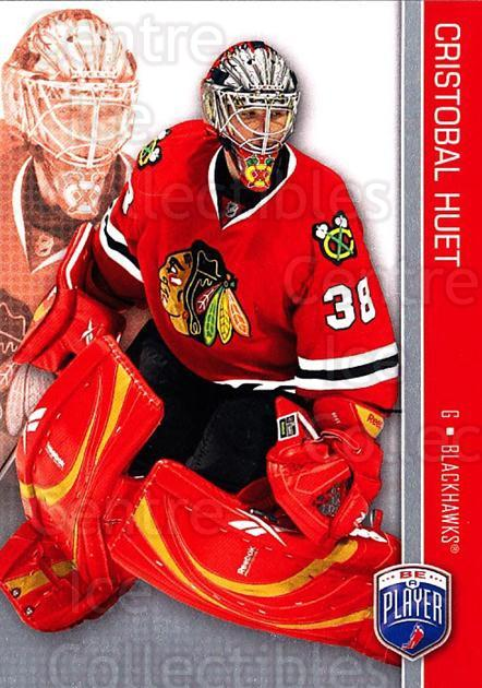 2008-09 Be A Player #44 Cristobal Huet<br/>1 In Stock - $2.00 each - <a href=https://centericecollectibles.foxycart.com/cart?name=2008-09%20Be%20A%20Player%20%2344%20Cristobal%20Huet...&quantity_max=1&price=$2.00&code=514845 class=foxycart> Buy it now! </a>
