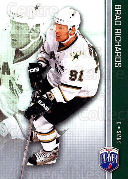 2008-09 Be A Player #57 Brad Richards<br/>4 In Stock - $2.00 each - <a href=https://centericecollectibles.foxycart.com/cart?name=2008-09%20Be%20A%20Player%20%2357%20Brad%20Richards...&quantity_max=4&price=$2.00&code=514858 class=foxycart> Buy it now! </a>