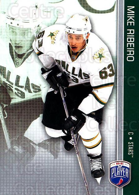 2008-09 Be A Player #58 Mike Ribeiro<br/>3 In Stock - $2.00 each - <a href=https://centericecollectibles.foxycart.com/cart?name=2008-09%20Be%20A%20Player%20%2358%20Mike%20Ribeiro...&quantity_max=3&price=$2.00&code=514859 class=foxycart> Buy it now! </a>
