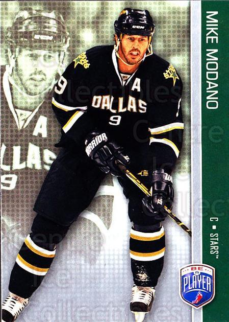 2008-09 Be A Player #60 Mike Modano<br/>3 In Stock - $2.00 each - <a href=https://centericecollectibles.foxycart.com/cart?name=2008-09%20Be%20A%20Player%20%2360%20Mike%20Modano...&quantity_max=3&price=$2.00&code=514861 class=foxycart> Buy it now! </a>