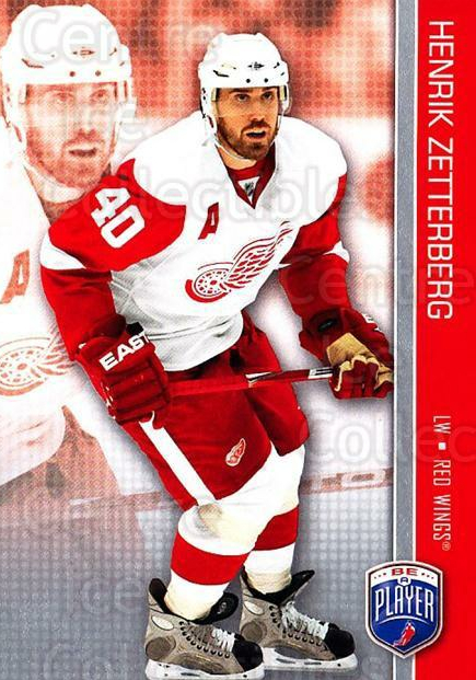 2008-09 Be A Player #64 Henrik Zetterberg<br/>3 In Stock - $2.00 each - <a href=https://centericecollectibles.foxycart.com/cart?name=2008-09%20Be%20A%20Player%20%2364%20Henrik%20Zetterbe...&quantity_max=3&price=$2.00&code=514865 class=foxycart> Buy it now! </a>