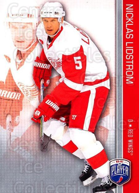 2008-09 Be A Player #65 Nicklas Lidstrom<br/>3 In Stock - $2.00 each - <a href=https://centericecollectibles.foxycart.com/cart?name=2008-09%20Be%20A%20Player%20%2365%20Nicklas%20Lidstro...&quantity_max=3&price=$2.00&code=514866 class=foxycart> Buy it now! </a>