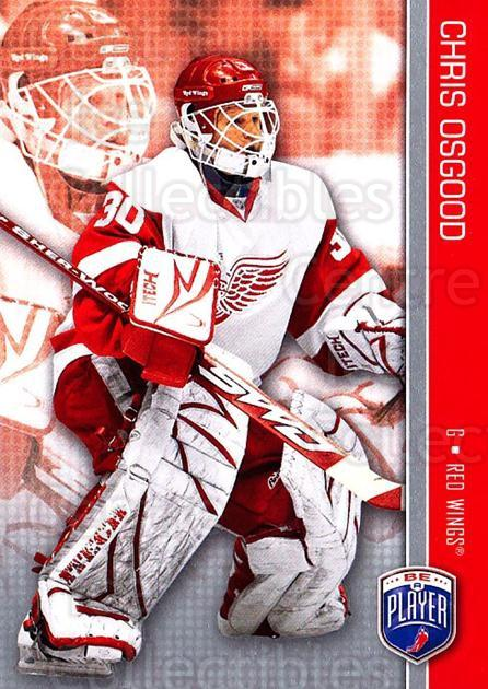 2008-09 Be A Player #68 Chris Osgood<br/>3 In Stock - $2.00 each - <a href=https://centericecollectibles.foxycart.com/cart?name=2008-09%20Be%20A%20Player%20%2368%20Chris%20Osgood...&quantity_max=3&price=$2.00&code=514869 class=foxycart> Buy it now! </a>