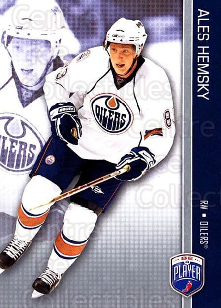 2008-09 Be A Player #70 Ales Hemsky<br/>3 In Stock - $2.00 each - <a href=https://centericecollectibles.foxycart.com/cart?name=2008-09%20Be%20A%20Player%20%2370%20Ales%20Hemsky...&quantity_max=3&price=$2.00&code=514871 class=foxycart> Buy it now! </a>