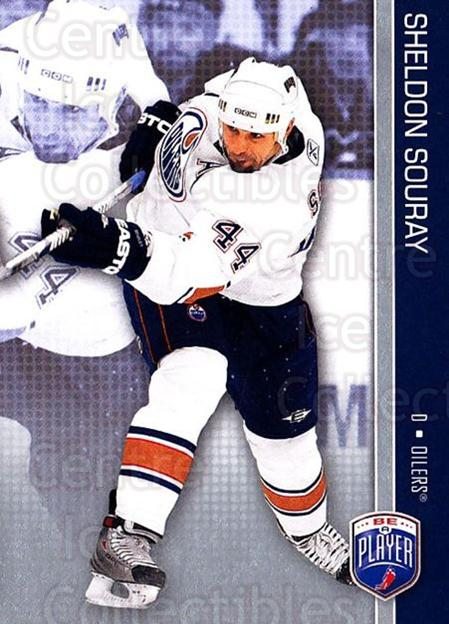 2008-09 Be A Player #71 Sheldon Souray<br/>3 In Stock - $2.00 each - <a href=https://centericecollectibles.foxycart.com/cart?name=2008-09%20Be%20A%20Player%20%2371%20Sheldon%20Souray...&quantity_max=3&price=$2.00&code=514872 class=foxycart> Buy it now! </a>