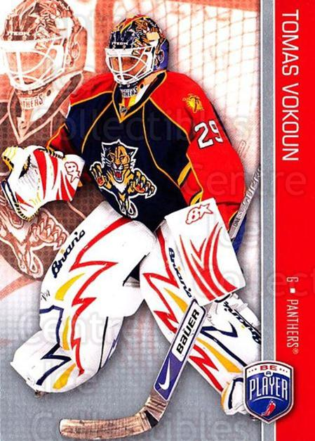 2008-09 Be A Player #79 Tomas Vokoun<br/>3 In Stock - $2.00 each - <a href=https://centericecollectibles.foxycart.com/cart?name=2008-09%20Be%20A%20Player%20%2379%20Tomas%20Vokoun...&quantity_max=3&price=$2.00&code=514880 class=foxycart> Buy it now! </a>