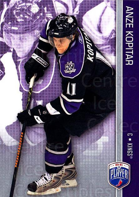 2008-09 Be A Player #80 Anze Kopitar<br/>3 In Stock - $2.00 each - <a href=https://centericecollectibles.foxycart.com/cart?name=2008-09%20Be%20A%20Player%20%2380%20Anze%20Kopitar...&quantity_max=3&price=$2.00&code=514881 class=foxycart> Buy it now! </a>