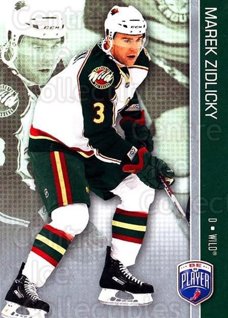 2008-09 Be A Player #85 Marek Zidlicky<br/>3 In Stock - $2.00 each - <a href=https://centericecollectibles.foxycart.com/cart?name=2008-09%20Be%20A%20Player%20%2385%20Marek%20Zidlicky...&quantity_max=3&price=$2.00&code=514886 class=foxycart> Buy it now! </a>