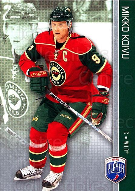 2008-09 Be A Player #86 Mikko Koivu<br/>3 In Stock - $2.00 each - <a href=https://centericecollectibles.foxycart.com/cart?name=2008-09%20Be%20A%20Player%20%2386%20Mikko%20Koivu...&quantity_max=3&price=$2.00&code=514887 class=foxycart> Buy it now! </a>