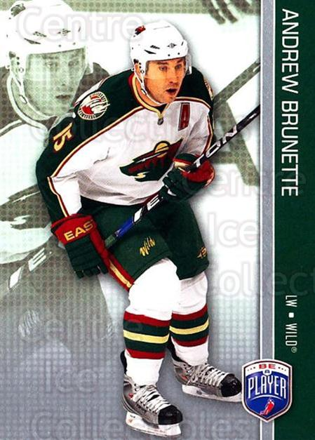 2008-09 Be A Player #88 Andrew Brunette<br/>3 In Stock - $2.00 each - <a href=https://centericecollectibles.foxycart.com/cart?name=2008-09%20Be%20A%20Player%20%2388%20Andrew%20Brunette...&quantity_max=3&price=$2.00&code=514889 class=foxycart> Buy it now! </a>