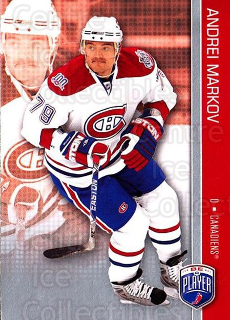 2008-09 Be A Player #93 Andrei Markov<br/>3 In Stock - $2.00 each - <a href=https://centericecollectibles.foxycart.com/cart?name=2008-09%20Be%20A%20Player%20%2393%20Andrei%20Markov...&quantity_max=3&price=$2.00&code=514894 class=foxycart> Buy it now! </a>