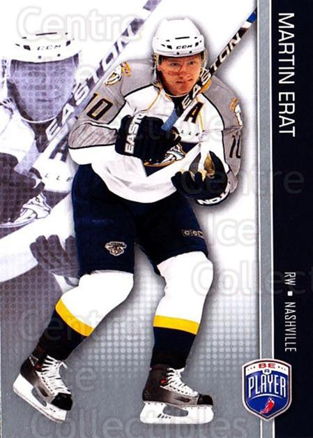 2008-09 Be A Player #100 Martin Erat<br/>3 In Stock - $2.00 each - <a href=https://centericecollectibles.foxycart.com/cart?name=2008-09%20Be%20A%20Player%20%23100%20Martin%20Erat...&quantity_max=3&price=$2.00&code=514901 class=foxycart> Buy it now! </a>