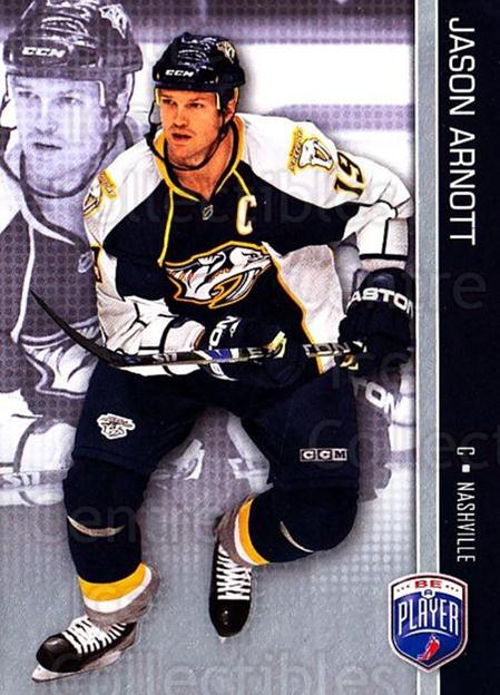 2008-09 Be A Player #101 Jason Arnott<br/>3 In Stock - $2.00 each - <a href=https://centericecollectibles.foxycart.com/cart?name=2008-09%20Be%20A%20Player%20%23101%20Jason%20Arnott...&quantity_max=3&price=$2.00&code=514902 class=foxycart> Buy it now! </a>