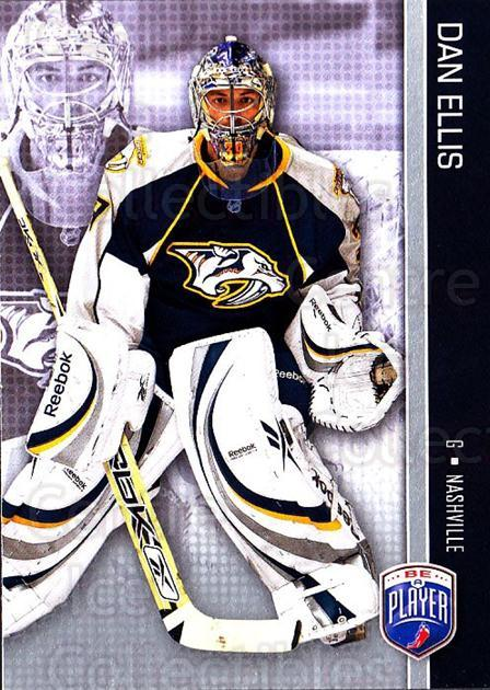 2008-09 Be A Player #102 Dan Ellis<br/>3 In Stock - $2.00 each - <a href=https://centericecollectibles.foxycart.com/cart?name=2008-09%20Be%20A%20Player%20%23102%20Dan%20Ellis...&quantity_max=3&price=$2.00&code=514903 class=foxycart> Buy it now! </a>